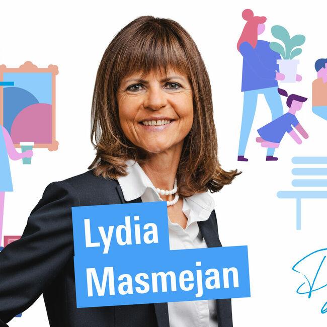 Lydia Masmejan
