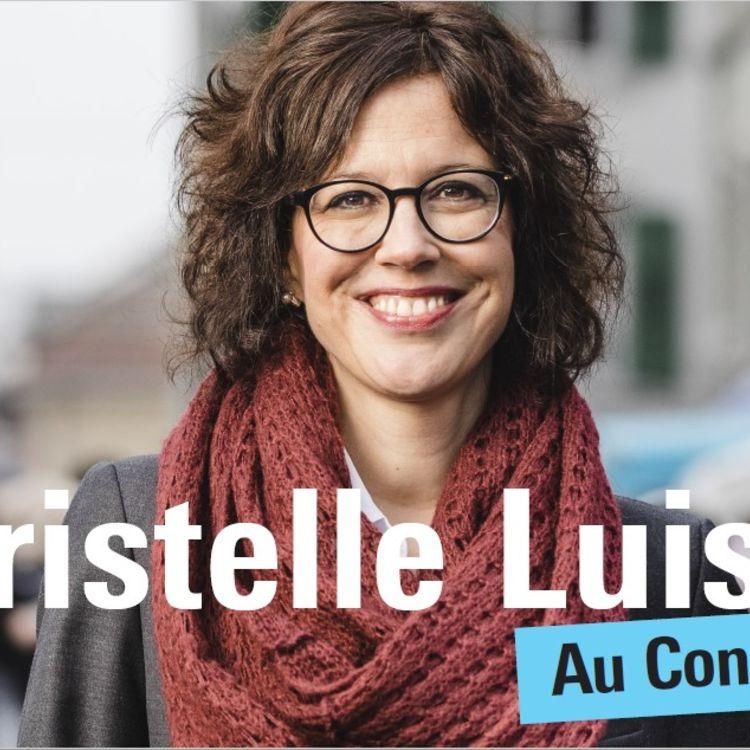 Christelle Luisier Brodard nommée à l'unanimité candidate pour l'élection complémentaire du 9 février 2020. Votations fédérales : un Oui et un Non