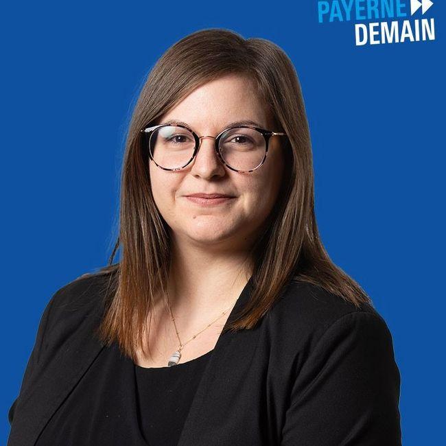 Charlène Padoan